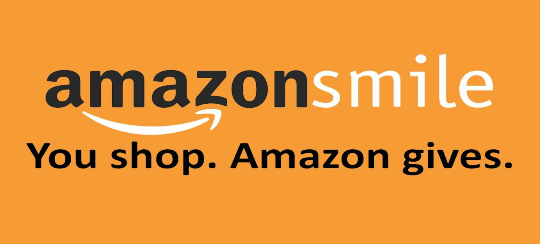 Shop and donate on Amazon